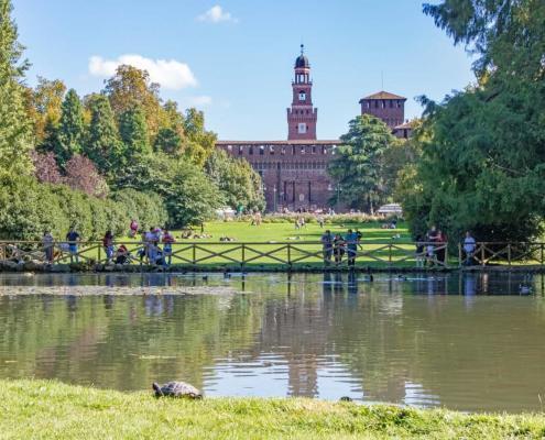 Mailand Sempione Park