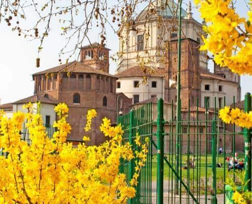 Park der Basiliken