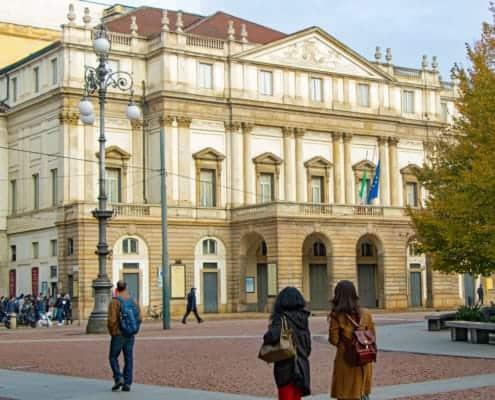 Teatro alla Scala Gebäude