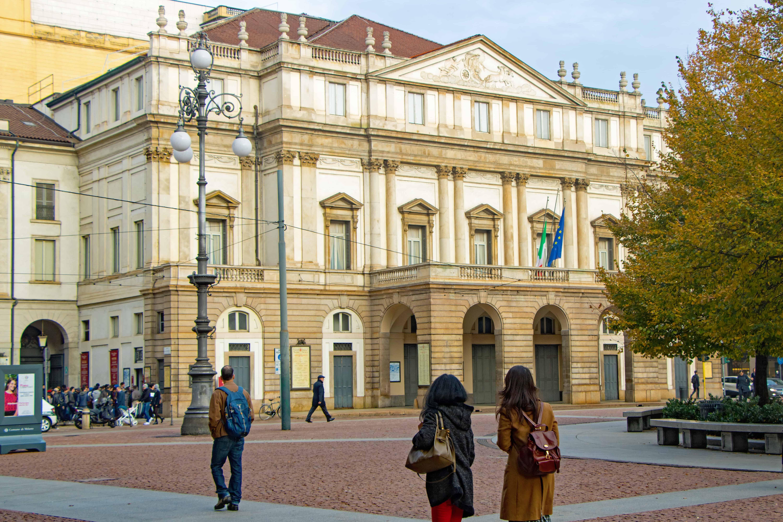 米兰斯卡拉歌剧院