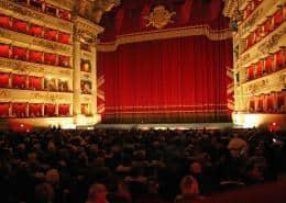 米兰斯卡拉歌剧院之旅