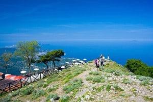 Wandern in Süditalien (7 Tage) • Amalfi Küste, Matera und Apulien