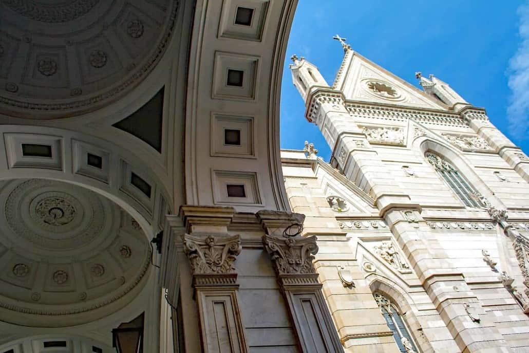 Naples Cathedral San Gennaro