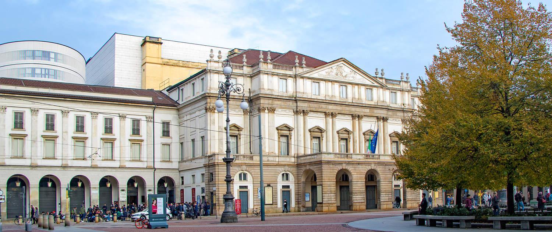 Mailand, Teatro alla Scala