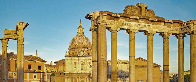 罗马论坛在罗马,意大利