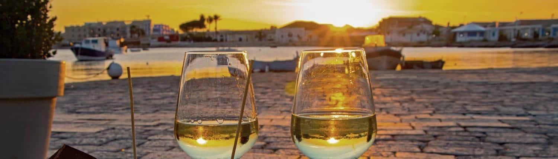 Sicily seaside happy hour
