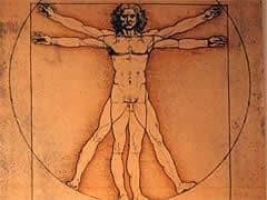 Leonardo da Vinci created the Vitruvian Human