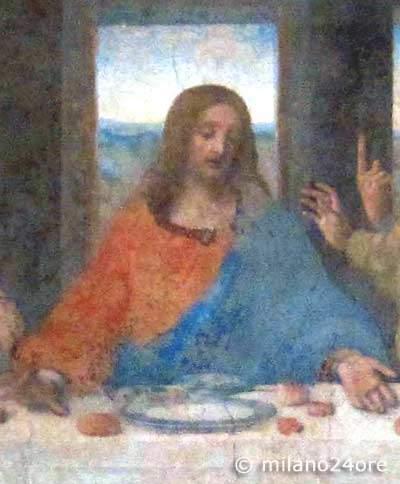 莱昂纳多达芬奇最后的晚餐,米兰