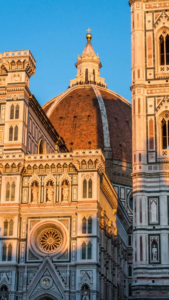 Cathedral Santa Maria del Fiore in Florence