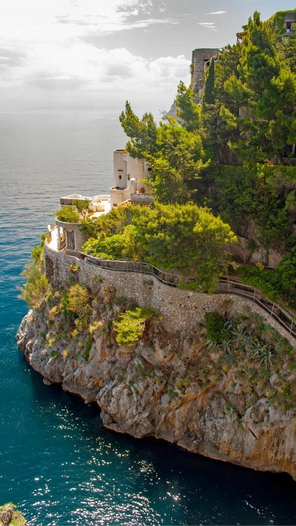 Amalfitana, Campania
