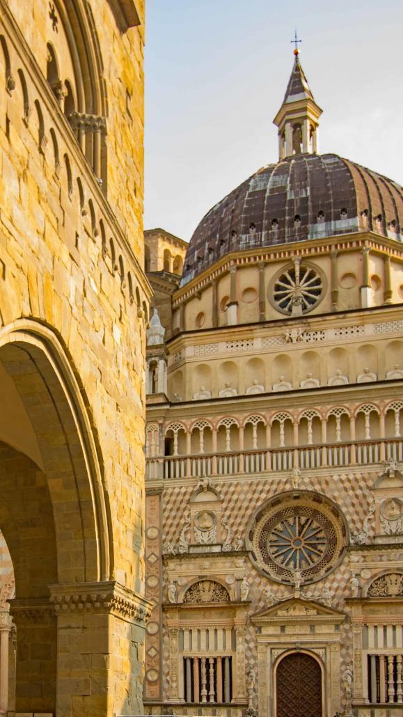 Bergamo, Colleoni Chapel