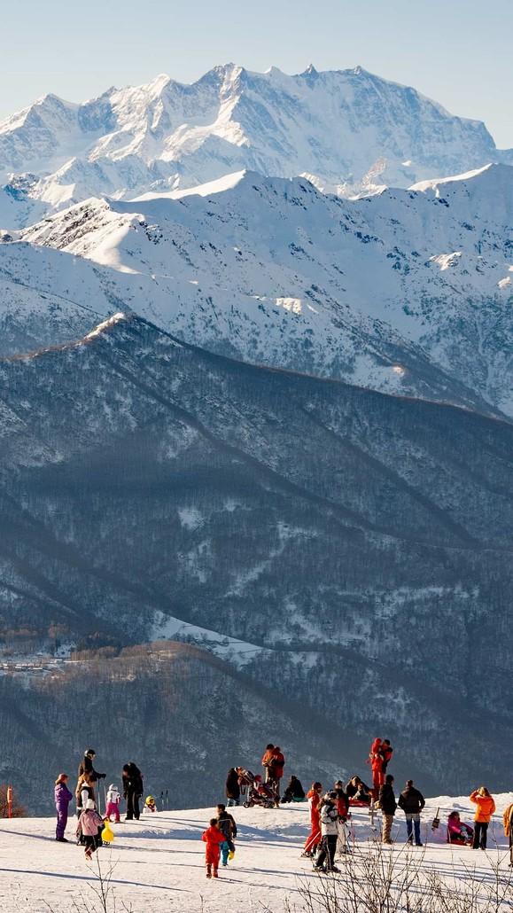 Piemonte Monte Mottarone