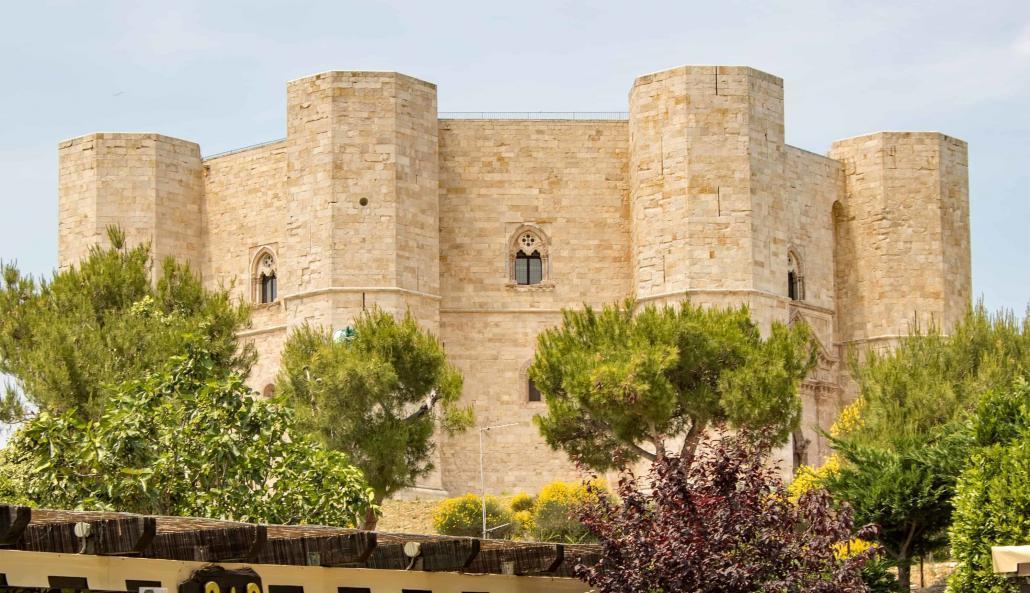 Castel del Monte in Apulien
