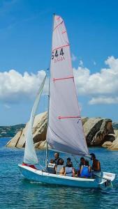 Segelurlaub Küste Toskana