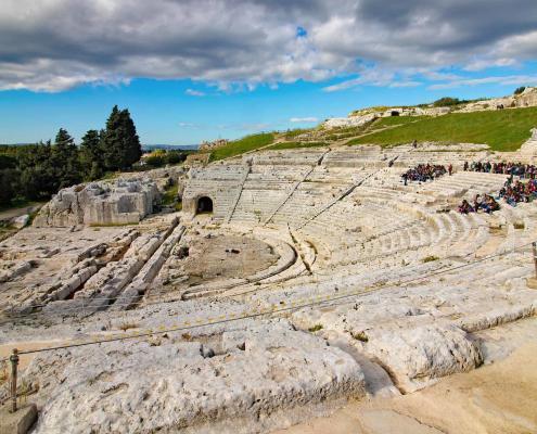 Greek Theatre of Syracuse
