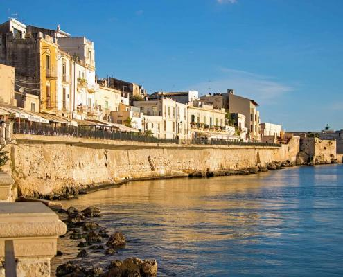 Ortigia Island Syracuse - Sicily
