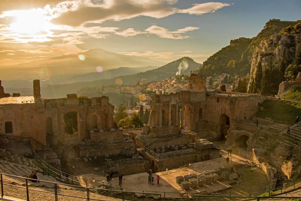 Taormina (Teatro Antico)