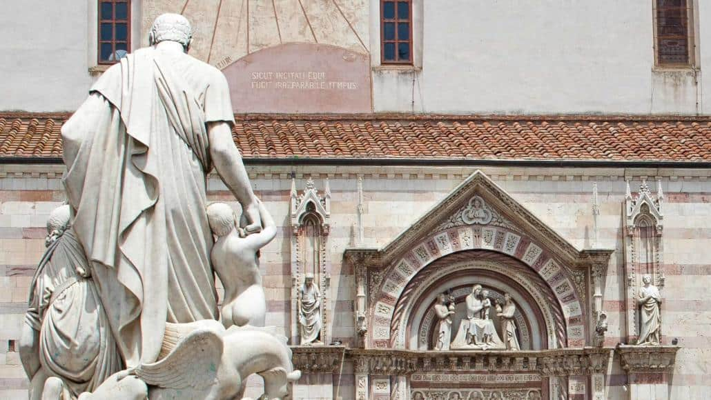 Cathedral in Grosseto, Southern Tuscany