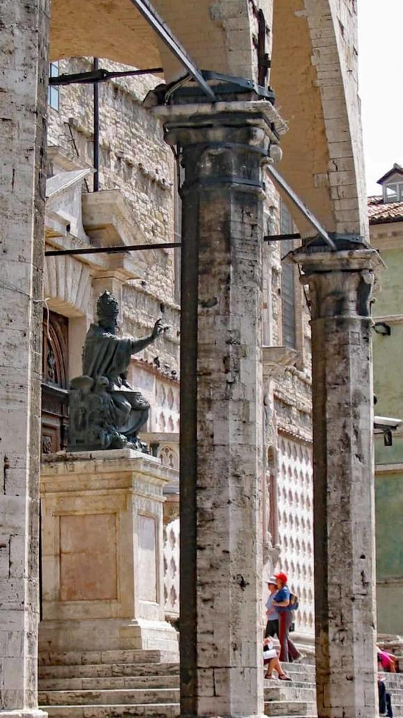 Perugia, Umbrua