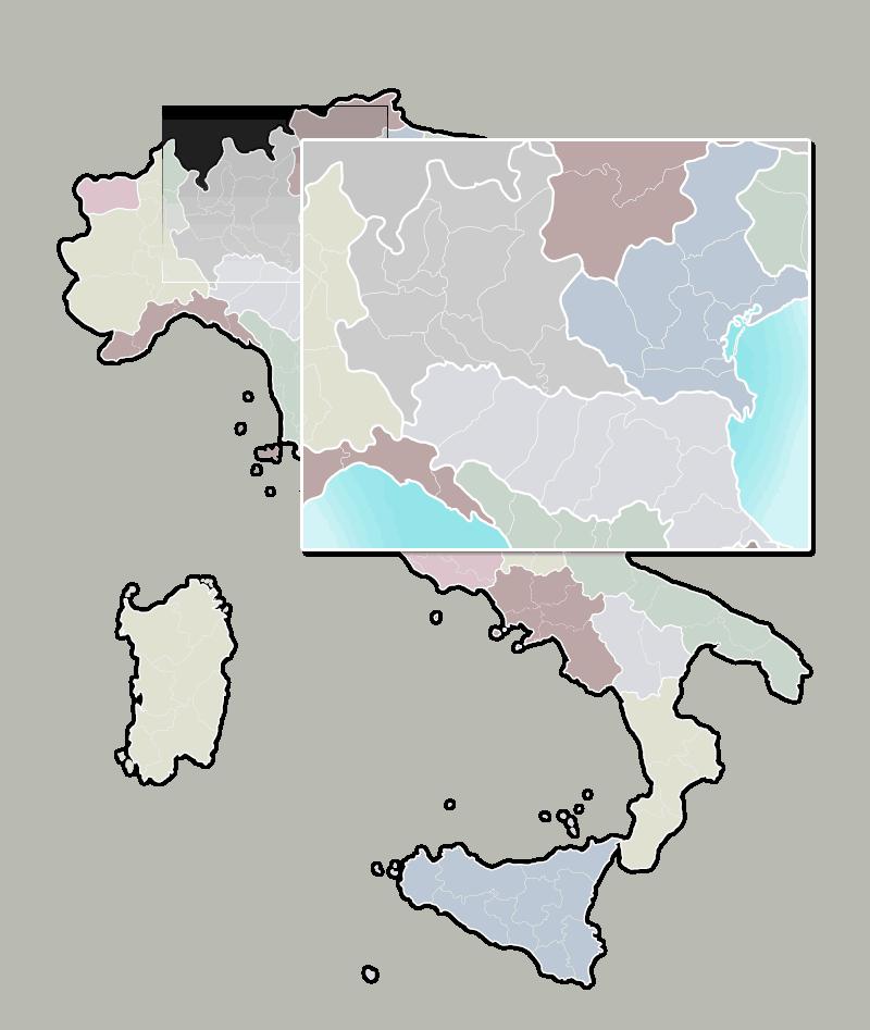 Italien-Zoom