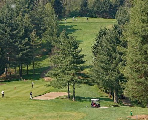 Golfurlaub auf den schönsten Golfplätzen Italiens