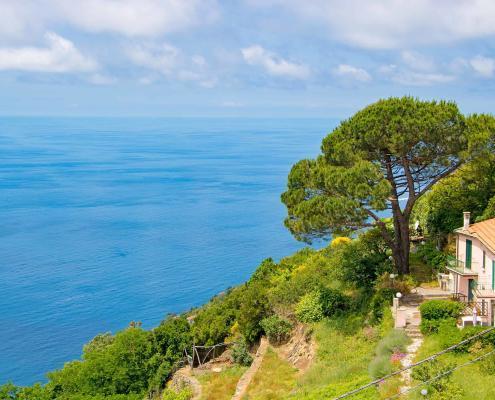 Cinqueterre, Liguria