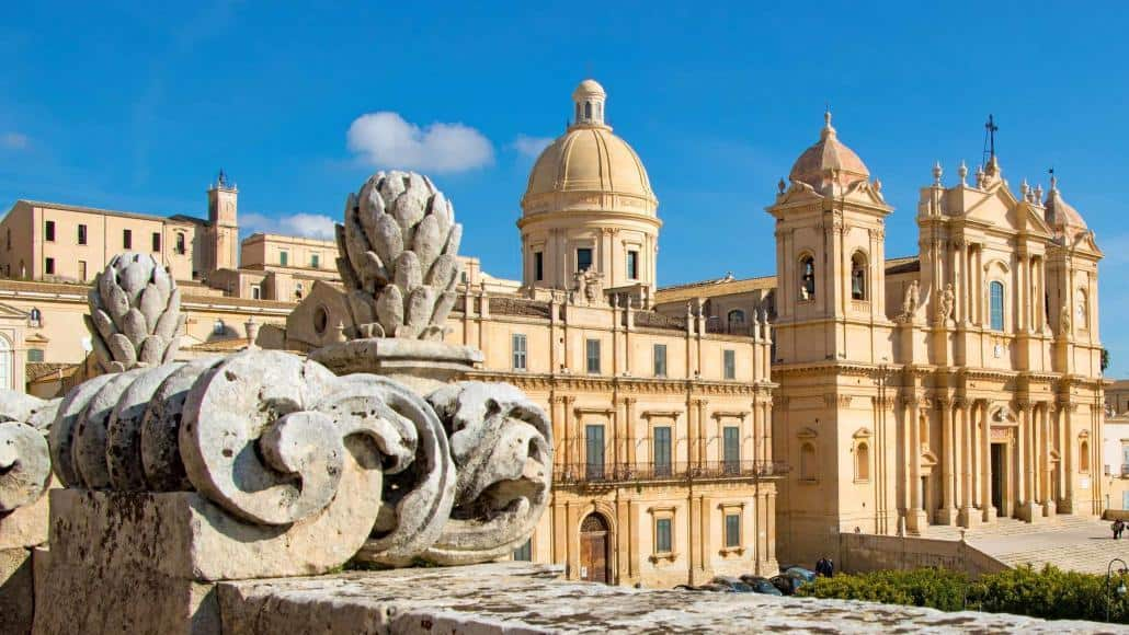Baroque city Noto