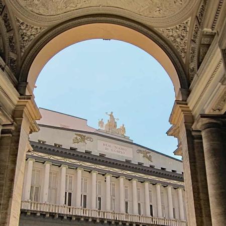 Neapel Musikreise (3 Tage), Teatro San Carlo • m24o •