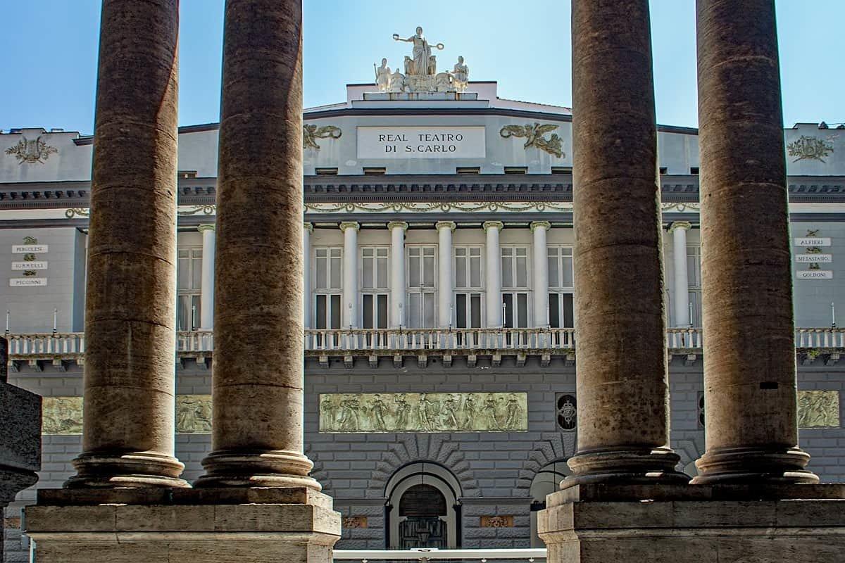 Teatro San Carlo Naples