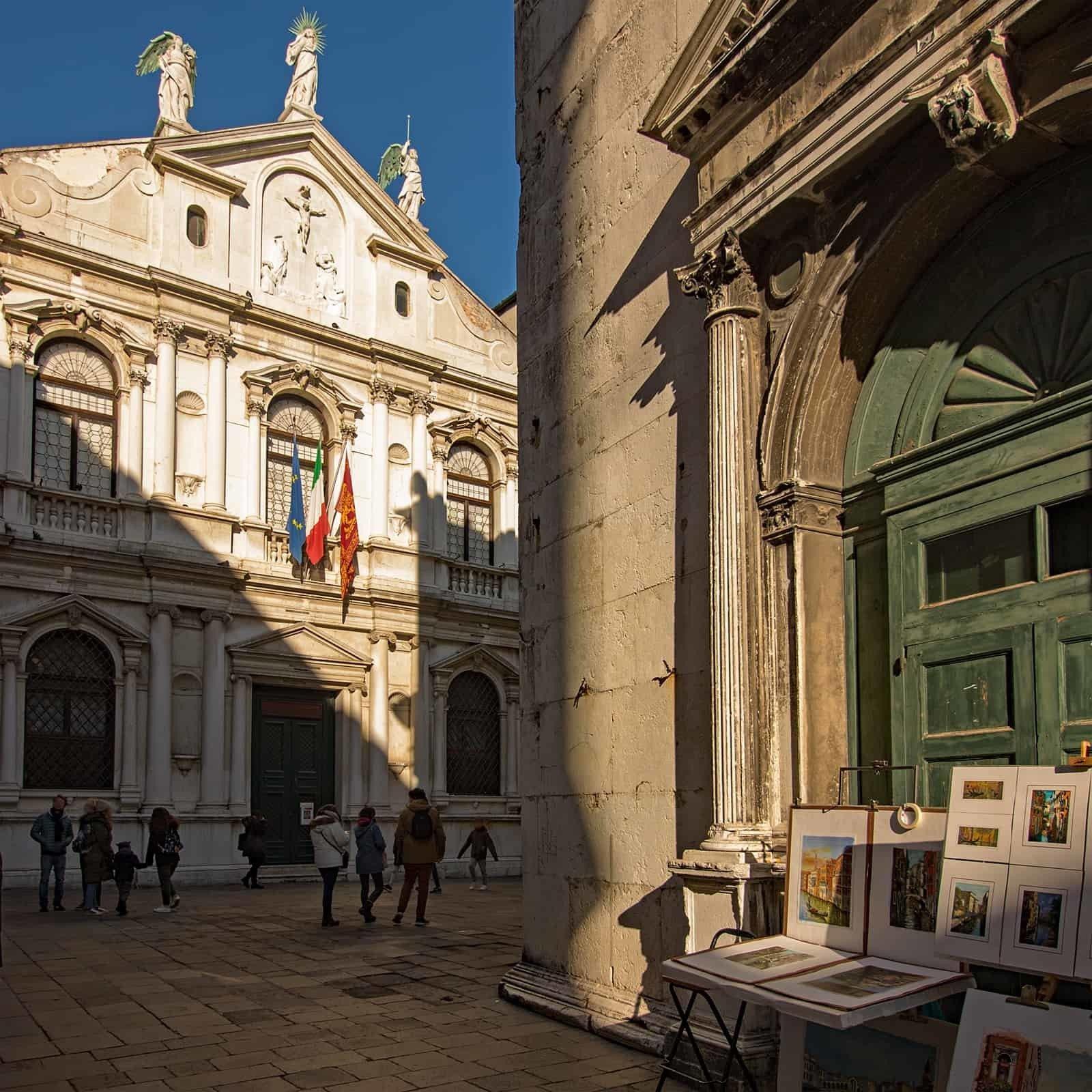 Musikreise Venedig (3 Tage), Teatro La Fenice • Tagesprogramm deutsch • m24o