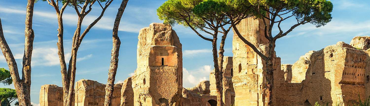 Caracalla Therme, Rom