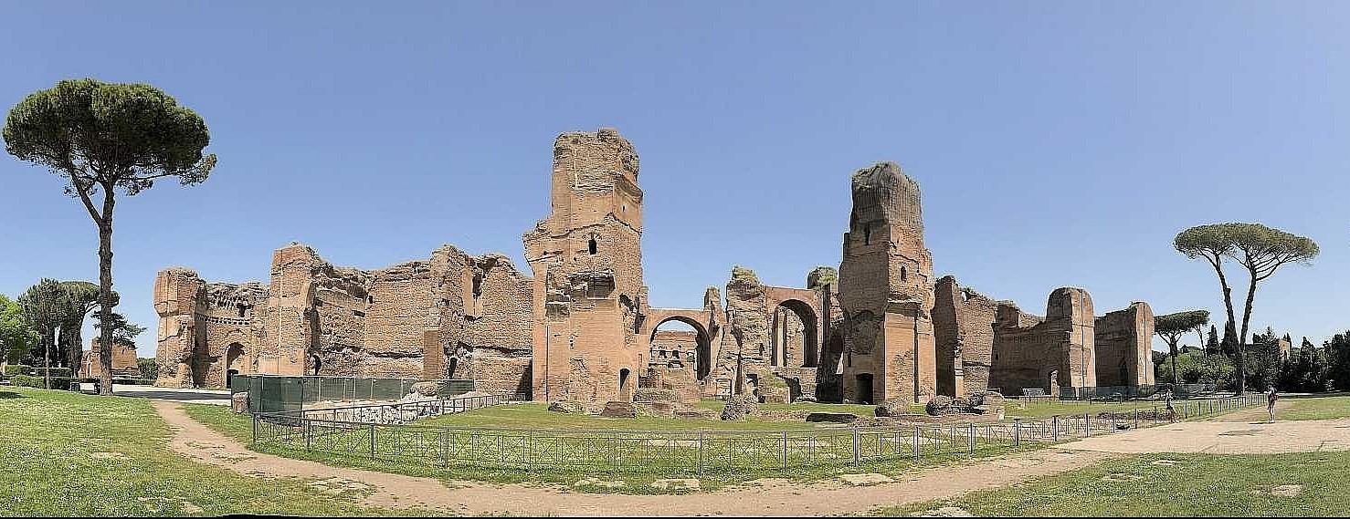 Musikreise Rom (3 Tage) • Caracalla Open-Air-Bühne • m24o •