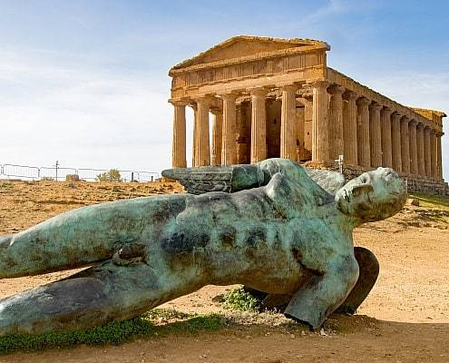 Agrigento on your Sicily Road Trip