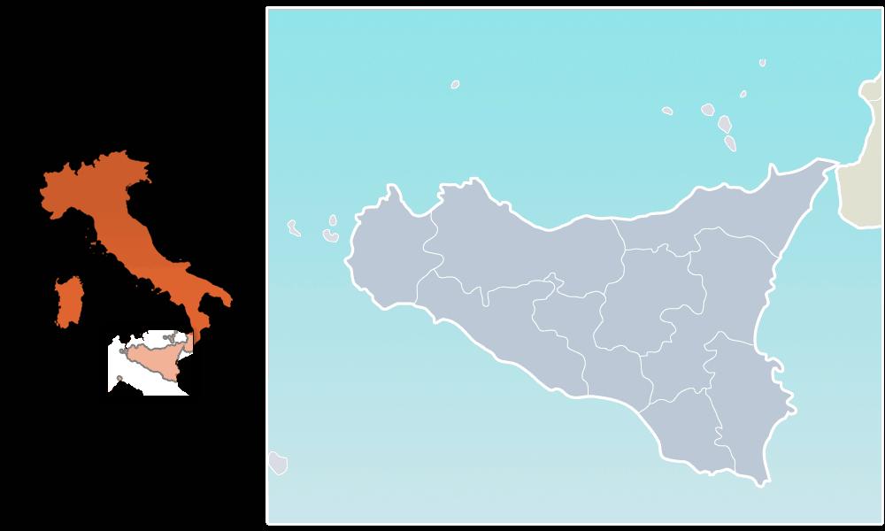 sicily locations