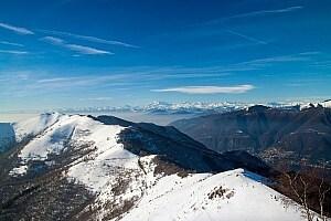Wandern am Comer See zum Monte Bolettone und Alpe Prina • m24o