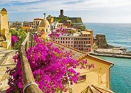 Cinque Terre Vernazza after Corona