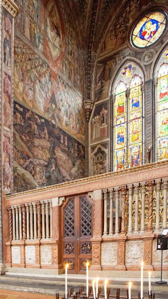 博洛尼亚圣彼得罗尼奥教堂