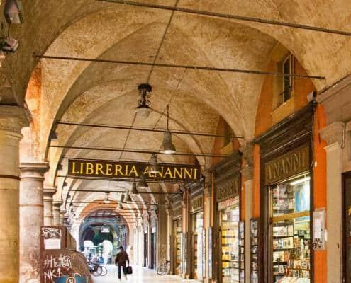 Bologna Arcades