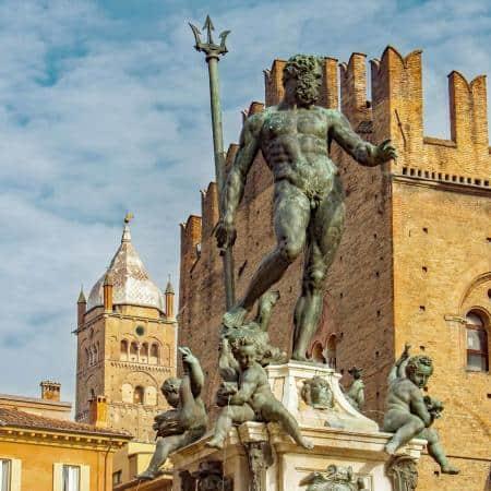Bologna geführter privater Stadtspaziergang