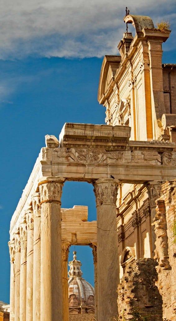 Rom Forum Romanum