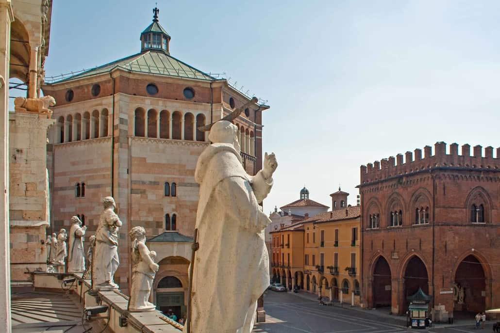 Cremona Domplatz