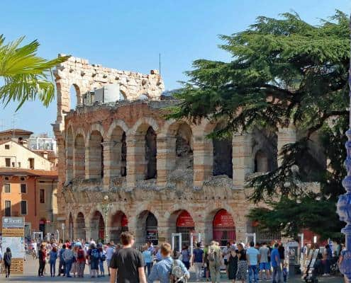 Music Trips Italy to Arena of Verona
