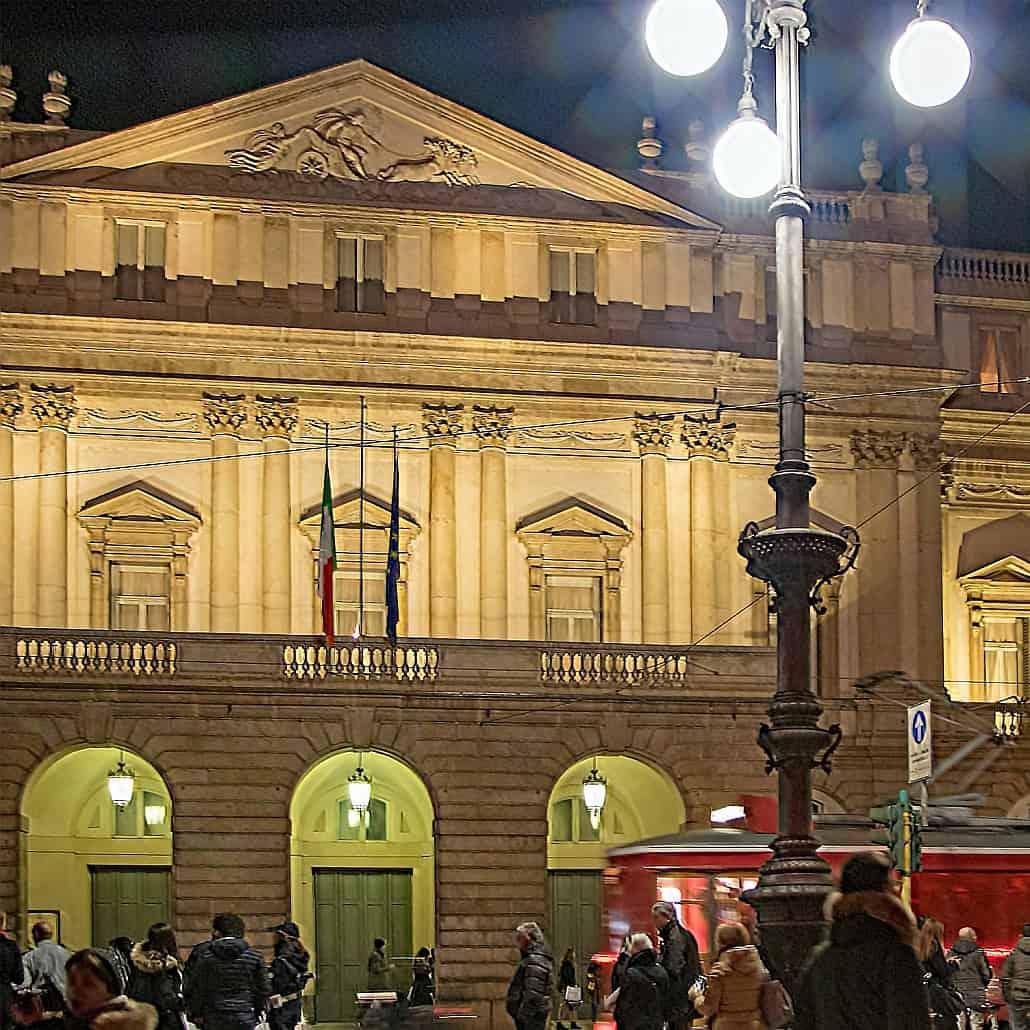 米兰斯卡拉剧院