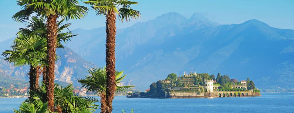 马焦雷湖,贝拉岛