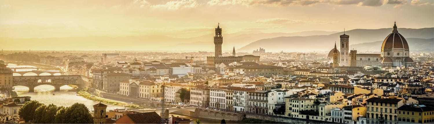 Most first time Italy Trips include Florence, the capitol of the Tuscany region