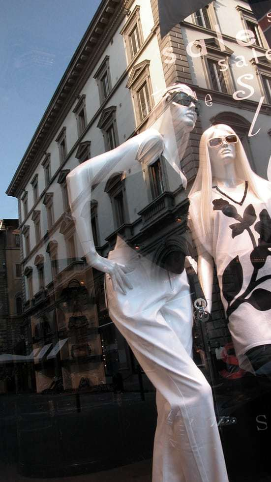Milan is the capital of fashion and design in Italy