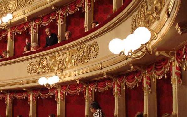 Teatro alla Scala, Loge, Mailand